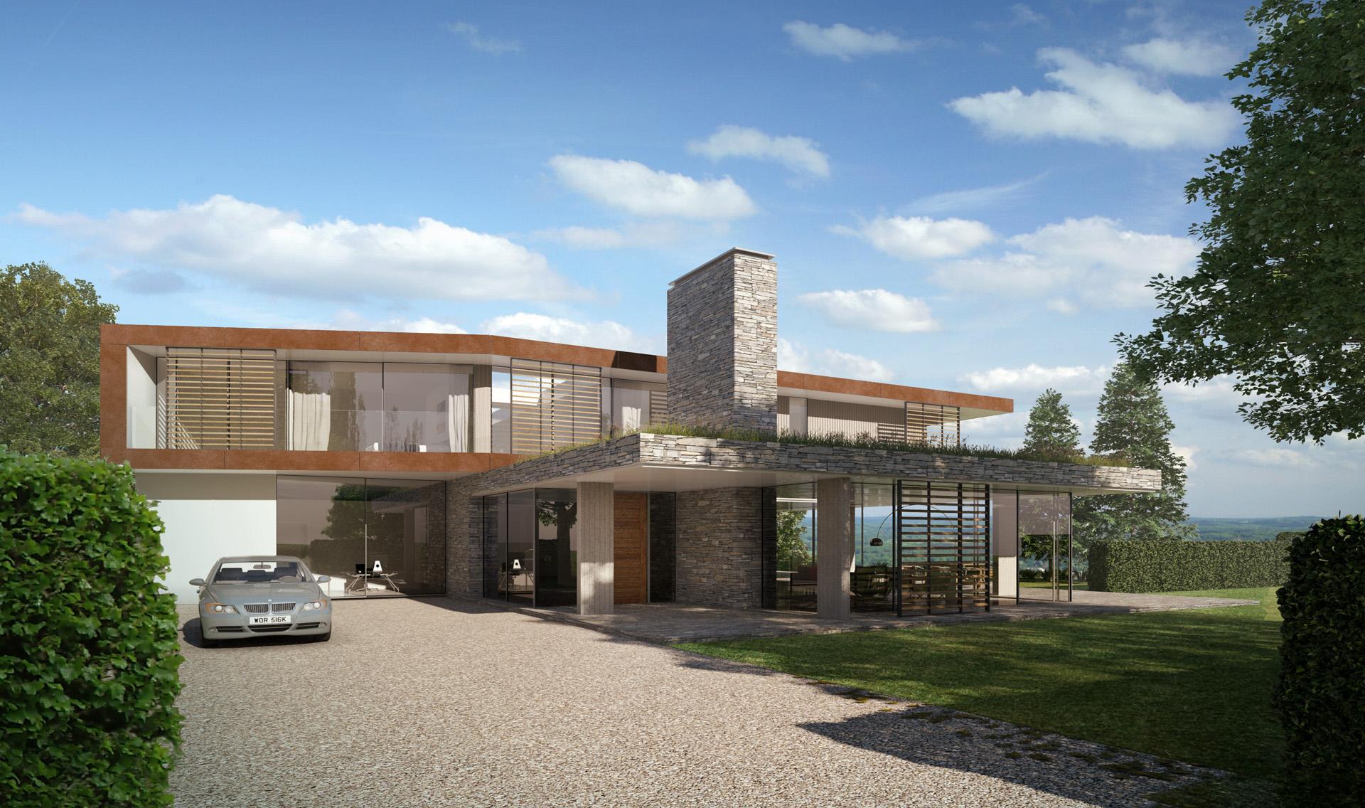 Lees Munday Architects Waggon Road Hadley Wood Barnet